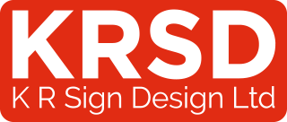 KR Sign Design Limited | Leaders in Healthcare Signage Logo